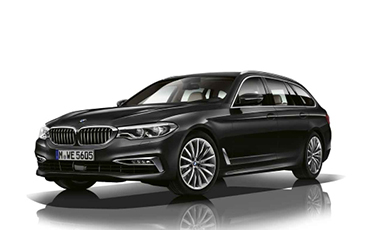 BMW 5-serie Touring M
