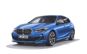 BMW 1-serie 5-dørs
